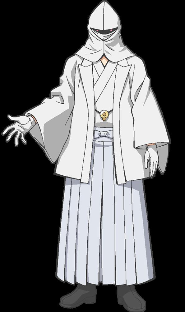 Shiro From Assassination Classroom