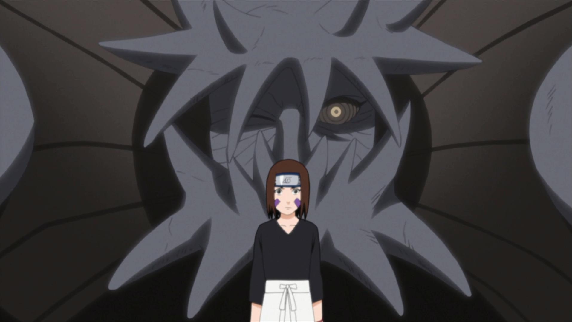 Rin Nohara Naruto Shippuden