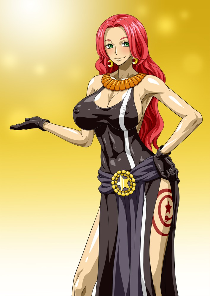 Baccarat from One Piece Film: Gold