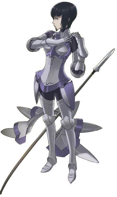 Kjelle from Fire Emblem: Awakening
