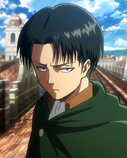 attack on titan levi