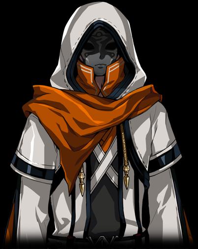 Black Mask From Mabinogi