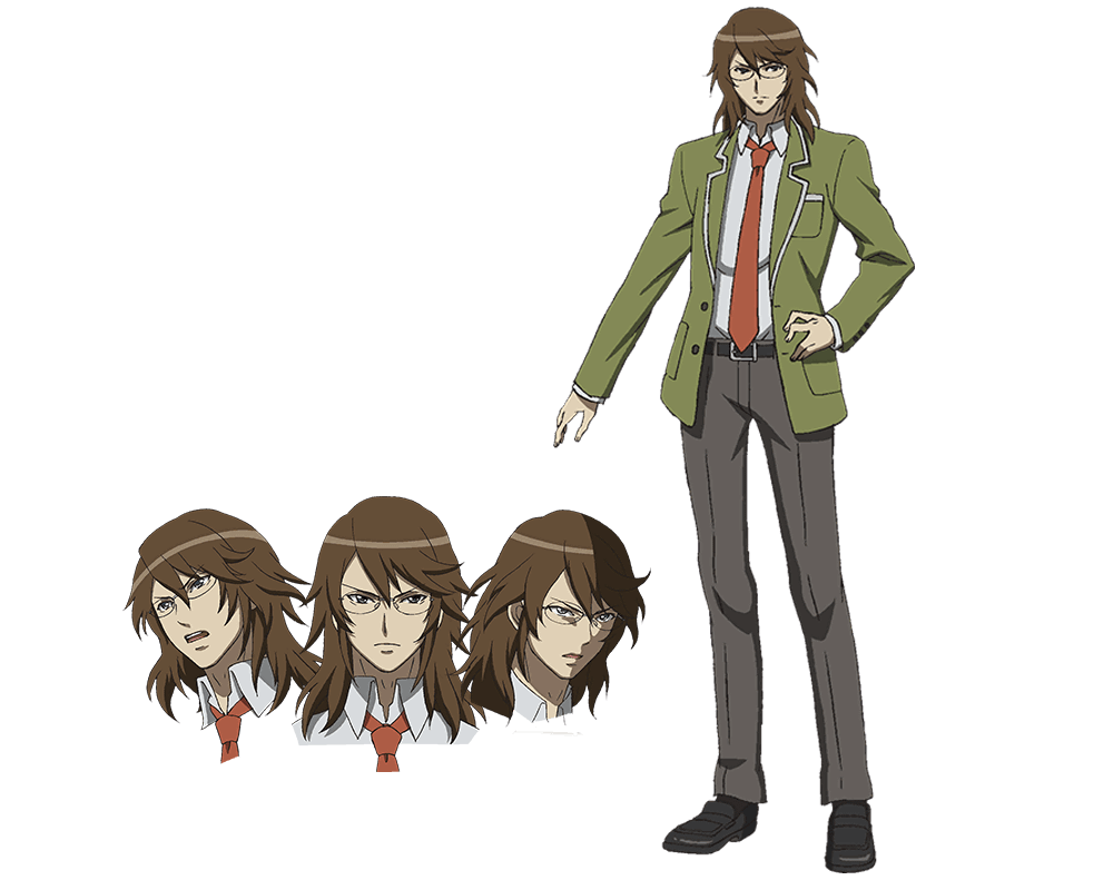 Z Ignition Anime Characters : Mikado kurosaki from z ignition