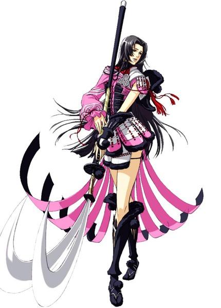 Oichi From Sengoku Basara Samurai Kings