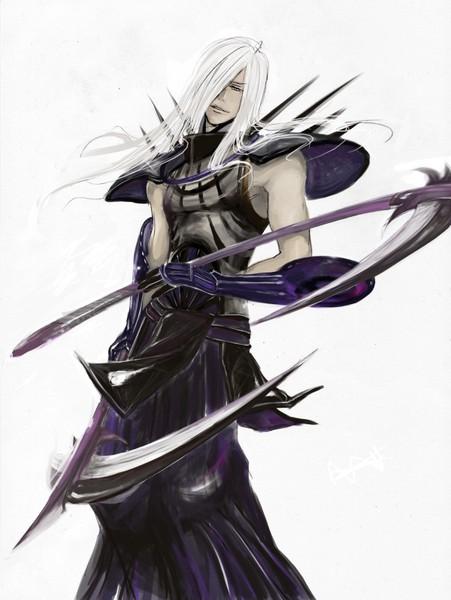 Mitsuhide Akechi From Sengoku Basara Samurai Kings