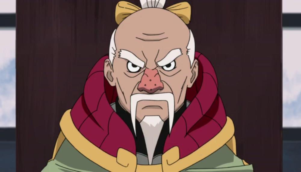 Ohnoki From Naruto Shippuden