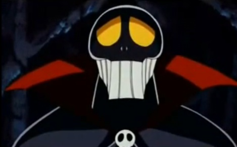 Black Ghost From Cyborg 009