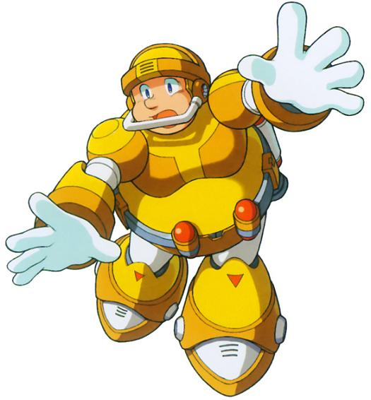 Double From Megaman X4