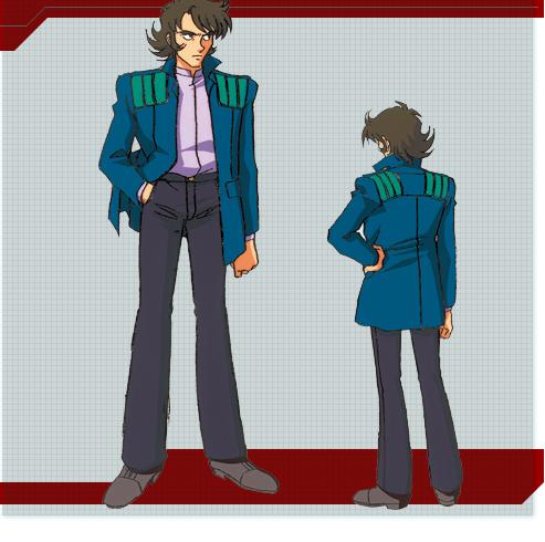Kyoji Kasshu Mobile Fighter G Gundam