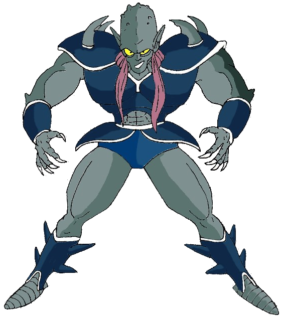 Sansho From Dragon Ball Z Dead Zone