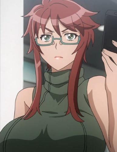 Triage Anime Characters : Konomi suzue from triage x