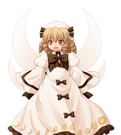 Luna Child From Touhou Project