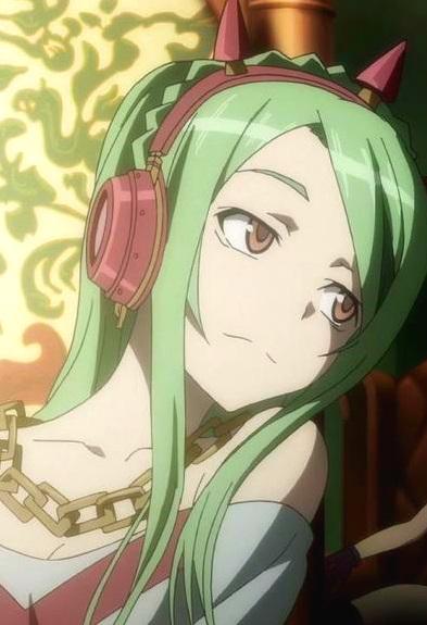 Triage Anime Characters : Kaname makiishi from triage x