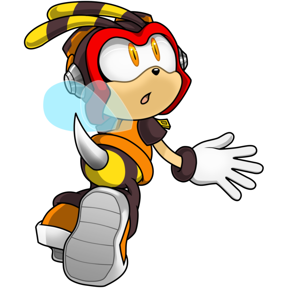 Charmy bee - photo#9
