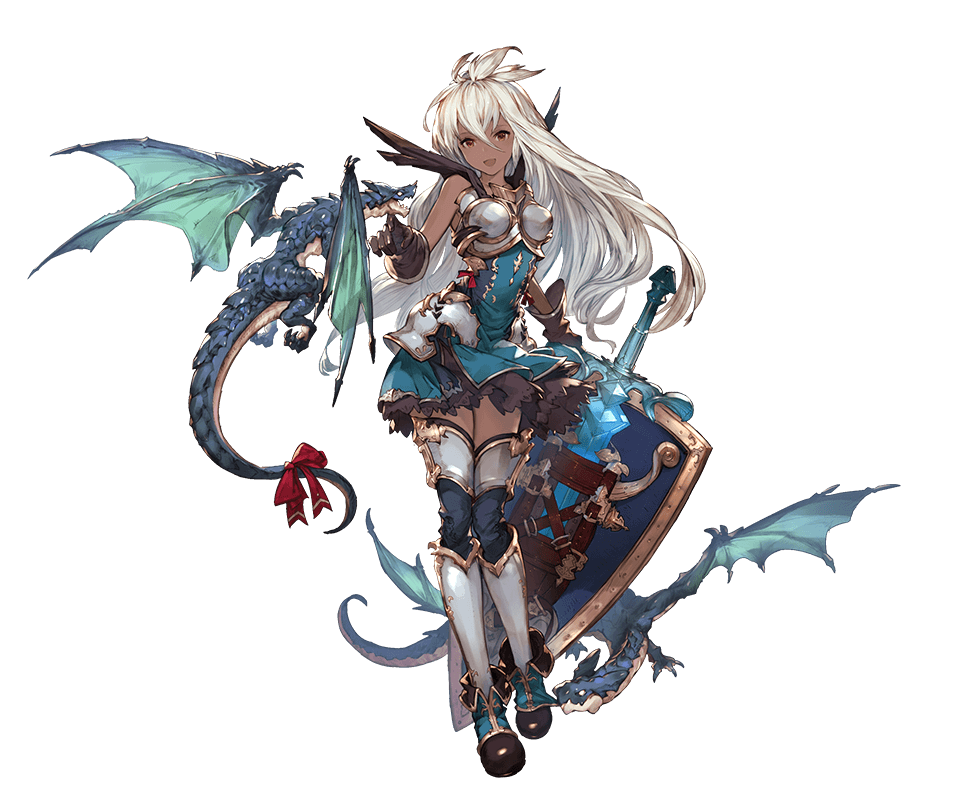 Zooey From Granblue Fantasy