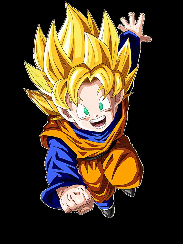Dragon Ball Z Anime Characters Database : Super saiyan goten from dragon ball z