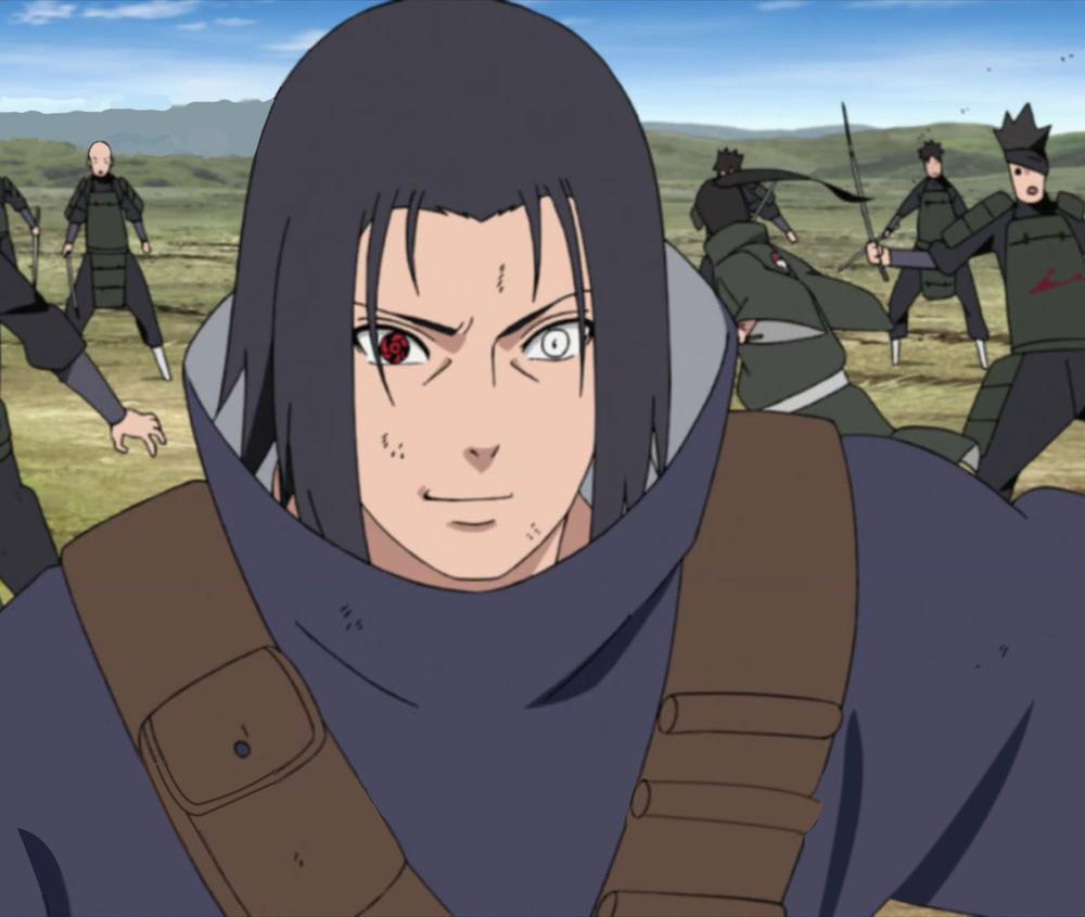 Rai Uchiha from Naruto Shippuden