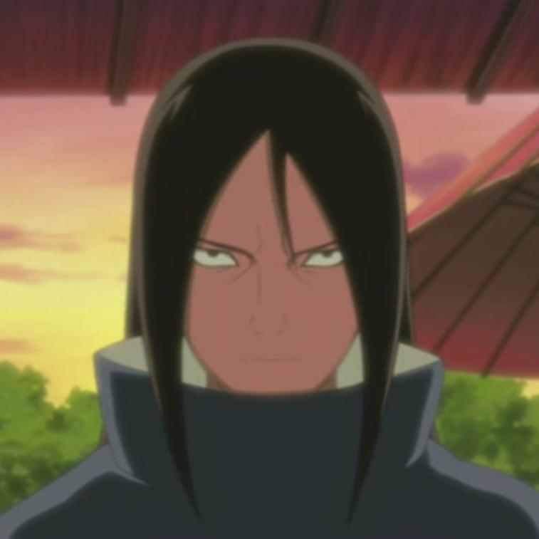 Inabi Uchiha From Naruto Shippuden
