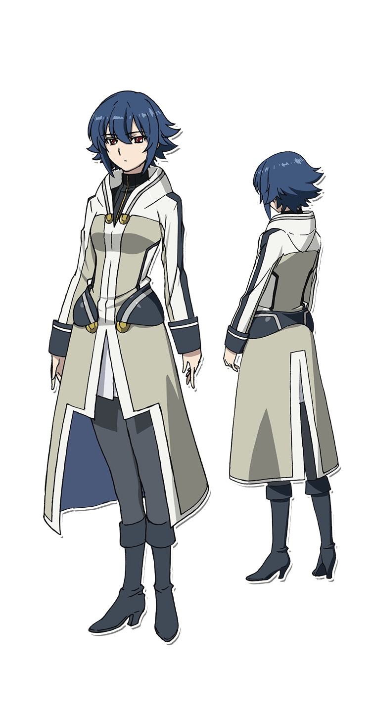 Anime Characters Knights : Nora frykberg from knight s magic