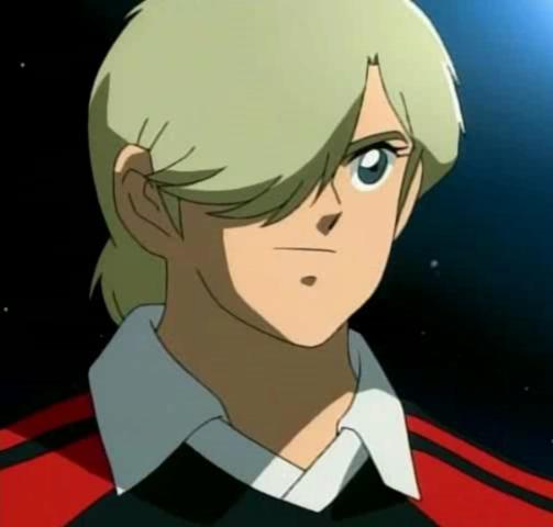 Stefan Levin From Captain Tsubasa