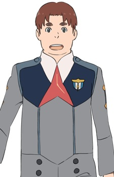 Futoshi From Darling In The Franxx