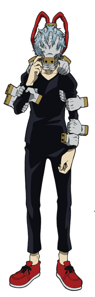 Tomura Shigaraki