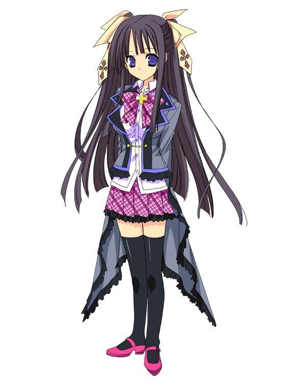 Anime Characters Database : Koyuki shiina zombie no doukyuusei wa princess fushijin
