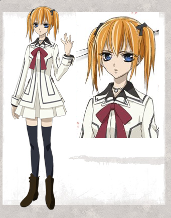 Rima Touya from Vampire Knight