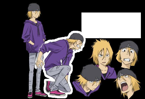 Anime Character Quon : Takao senba from towa no quon chapter fleeting petals