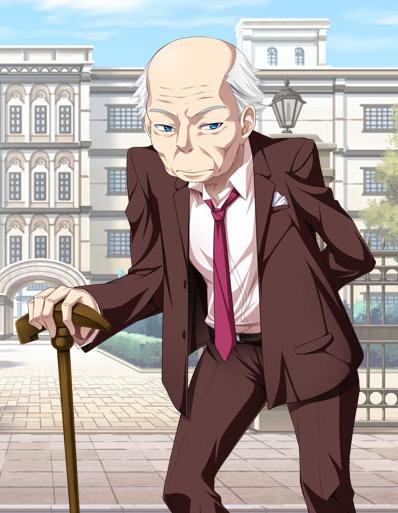 Manga xxx old man