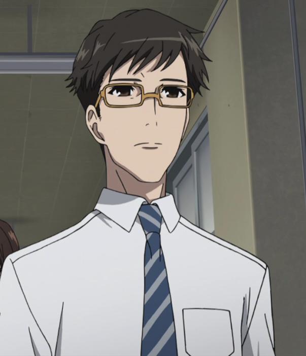 Anime Characters Database : Shouji kubodera from another