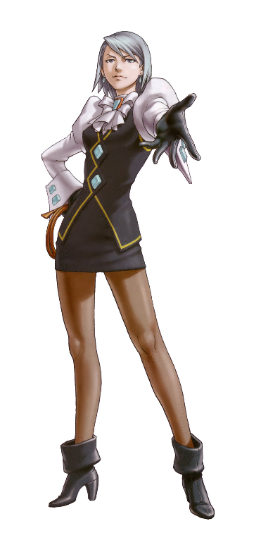 Franziska Von Karma From Phoenix Wright Ace Attorney