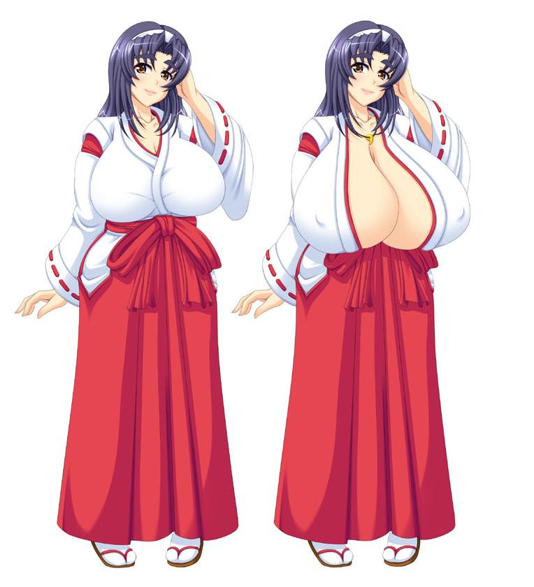 Renka Matsushita From Chichi Miko