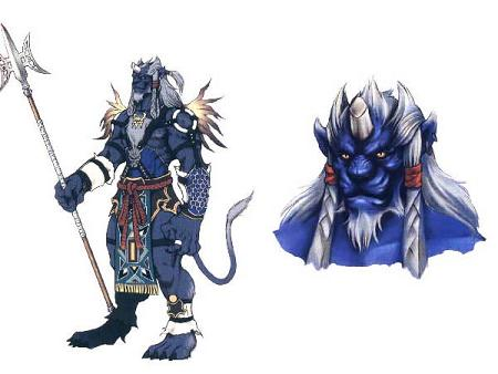 Ronso (3.5e Race)   Dungeons and Dragons Wiki   FANDOM
