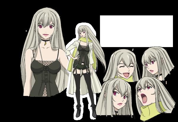 Anime Character Quon : Yuriko akatsuki from towa no quon chapter fleeting petals