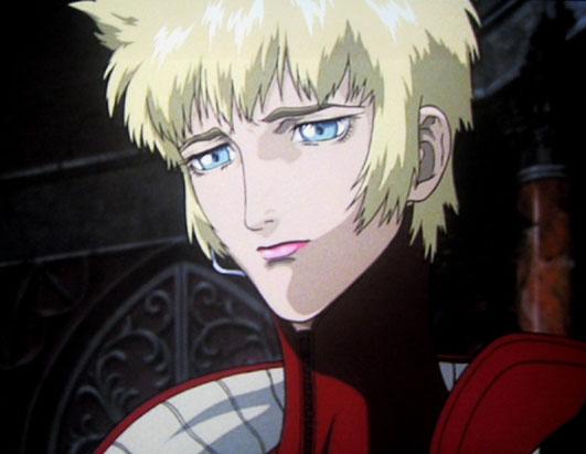 Vampire Hunter D Anime Characters : Leila from vampire hunter d bloodlust
