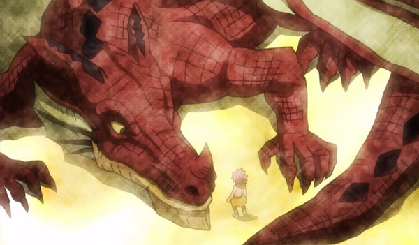 Igneel From Fairy Tail