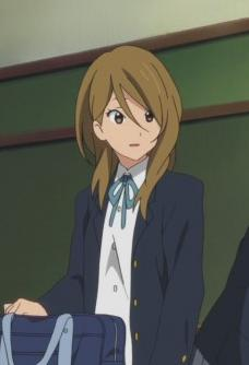 K On Characters Himeko Tachibana from K-On!! | 116 views