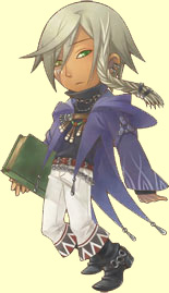 Wizard from Harvest Moon: Animal Parade