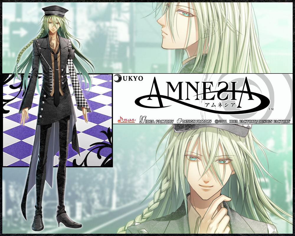 Anime Characters Database : Ukyo from amnesia world