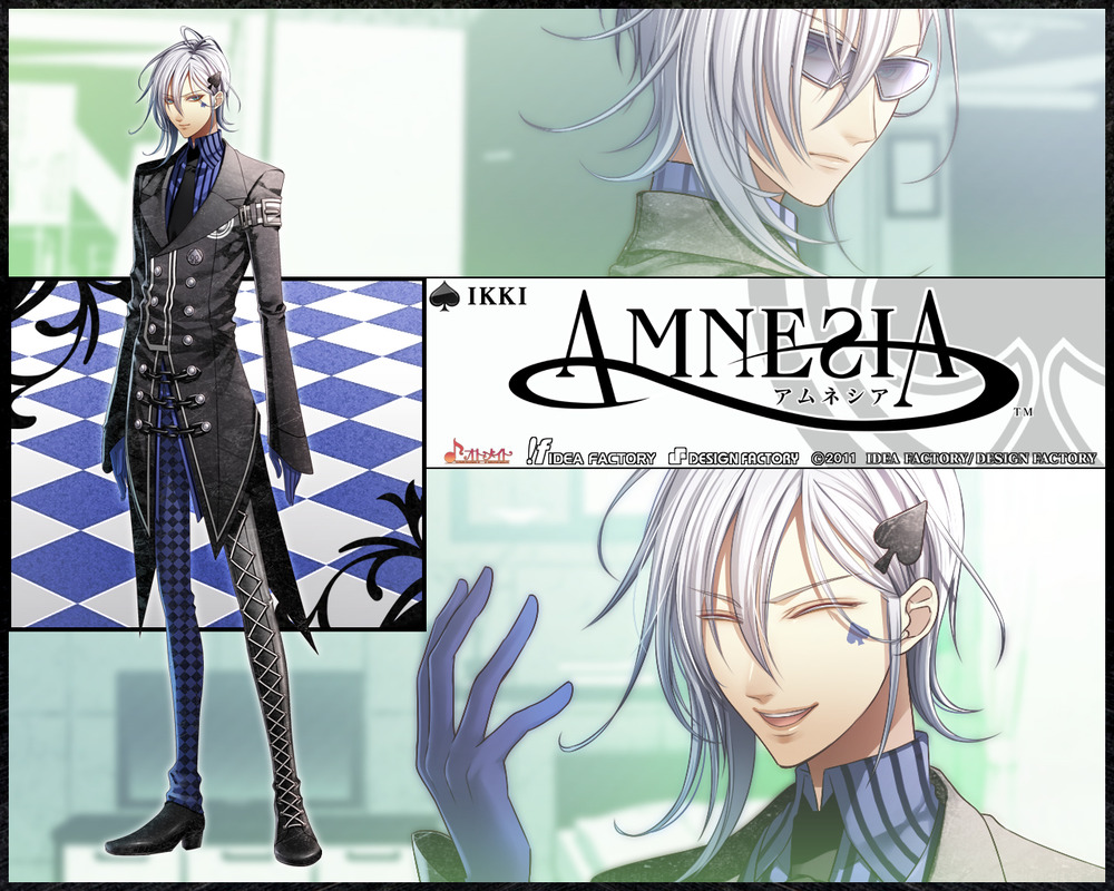 Ikki From Amnesia World