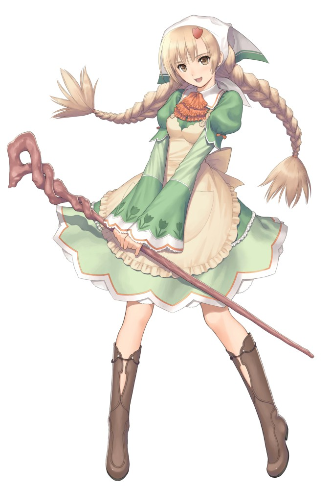 amil manaflare from shining hearts