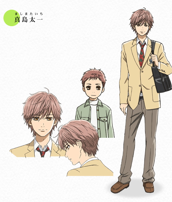 Anime Characters Database : Taichi mashima from chihayafuru