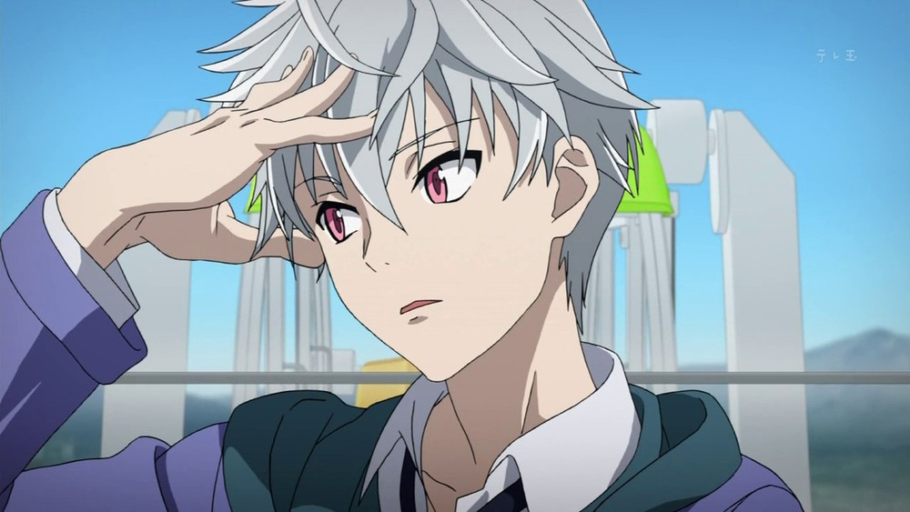 Anime Characters A Z : Aru akise from future diary