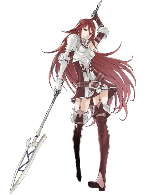 Cordelia From Fire Emblem Awakening