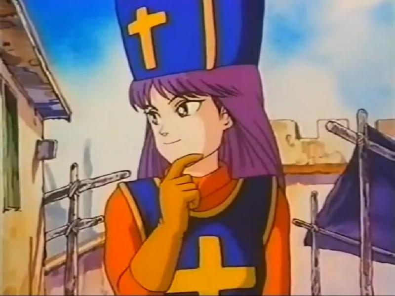 Gospel Ring Dragon Quest
