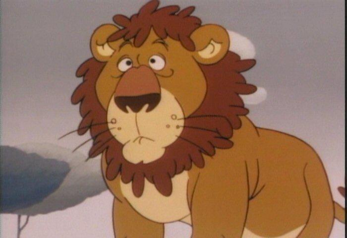 the cowardly lion of oz pdf