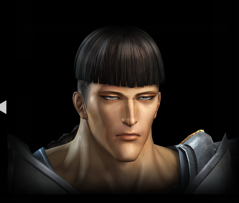 Nameless Asura From Fist Of The North Star: Ken's Rage