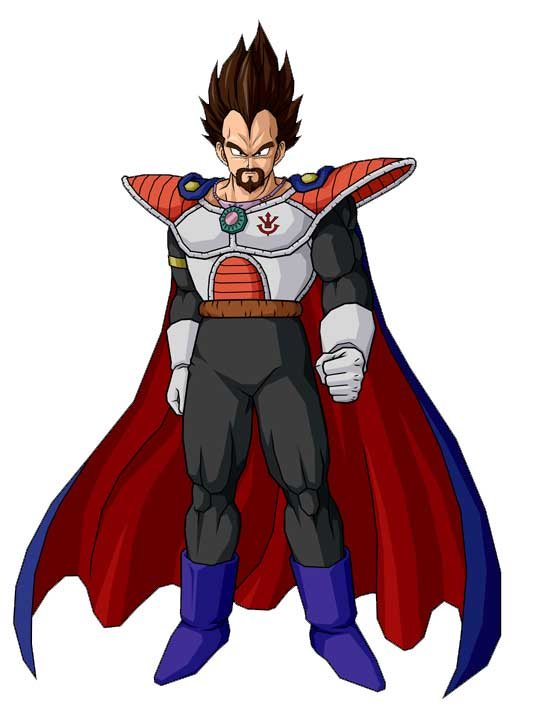 King Vegeta From Dragon Ball Z