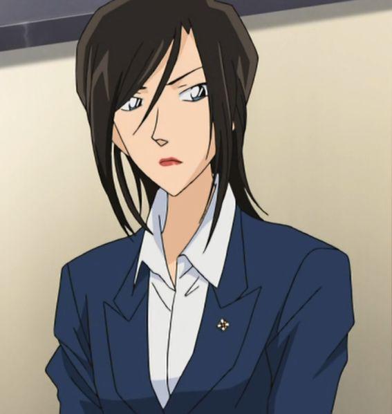 九条玲子,Reiko Kujo,名探偵コナン,Detective Conan,名侦探柯南,Case Closed